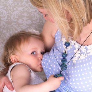 GUMIGEM moeder-baby bijtsieraden