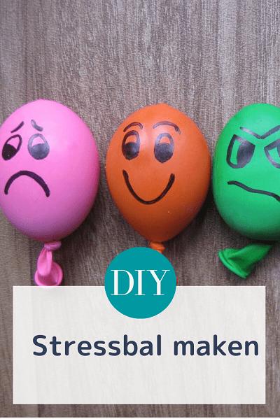 Goede DIY - Maak je eigen stress bal | Educadora webshop NW-67
