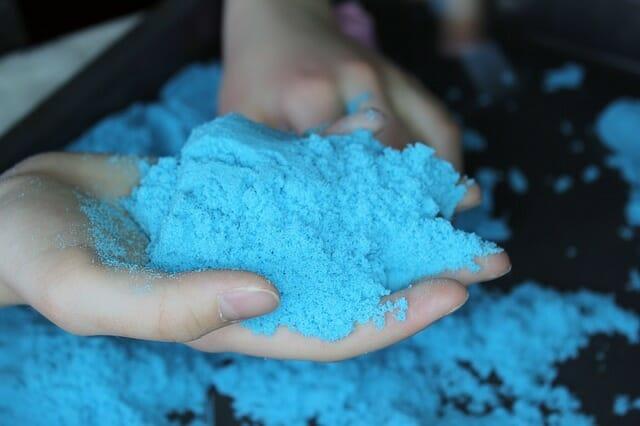 kinetisch zand - Speelgoed en cadeautips voor kinderen van 4 jaar